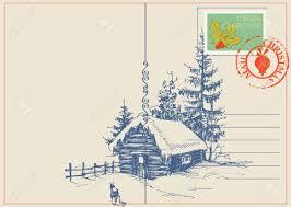 postage christmas cards christmas lights decoration
