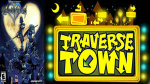 kingdom hearts halloween town background let u0027s listen kingdom hearts traverse town super extended
