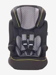 sieges auto enfants siège auto bébé et enfant sécurité auto bébés et enfants vertbaudet