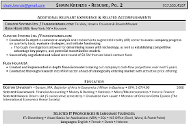 Sample Business Analyst Resumes by Sample Resume Of Fund Manager Resume Sea Logo Websites Large