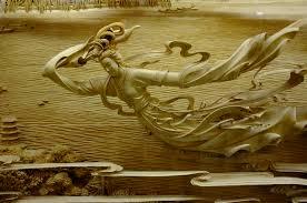 wood carving retireediary
