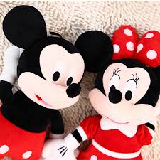 minnie mouse plush picture detailed picture 1pc 40cm