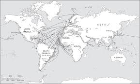world urbanization 1750 to the present