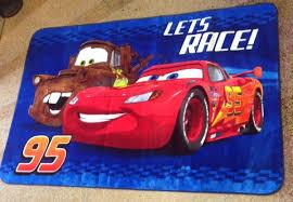 Cars Area Rug New Large Disney Cars Lightning Mcqueen Non Slip Area Rug Carpet