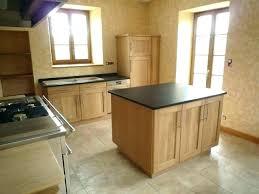 cuisine bois massif pas cher meuble cuisine bois massif ikea en pas s caisson socialfuzz me