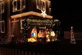 christmas light police