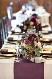 Table Decor Plum Wedding Decorations Wedding Decorations Wedding Ideas And