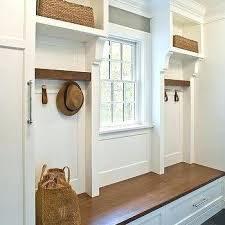 storage bench for mudroom wood mudroom bench with drawers free