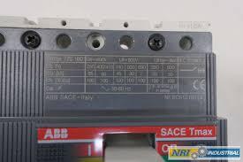 new abb 1sda051014r1 sace tmax t2s 160 4p 10a 690v ac circuit