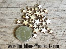 Barn Stars Home Decor Tiny Mini Wood Stars Diy Crafts Or Rustic Wedding Decorations