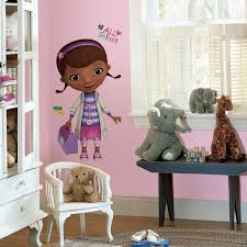 doc mcstuffins peel and stick giant wall decals hayneedle