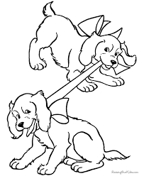 puppy coloring pages picture gallery website puppy coloring