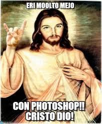 Cristo Meme - eri moolto mejo metal jesus meme on memegen