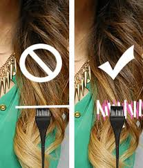 how to ambray hair i ve been wanting a change with my hair for a while now and after