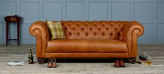 Leather Chesterfields Sofas Small Leather Chesterfield Sofa Home And Textiles