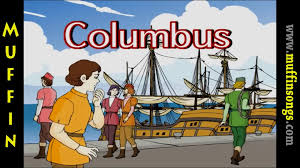 muffin stories christopher columbus youtube