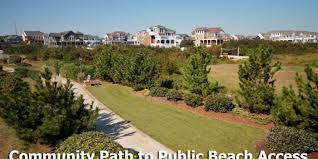 Nags Head Beach House Rental by Old Nags Head Place Rentals Village Realty