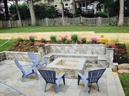Flagstone Patio Installation Outdoor Patio Designs U0026 Installation J U0026j Landscape Management Inc
