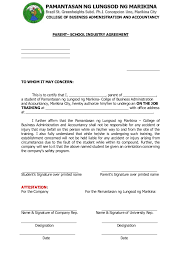 Sample Resume For Ojt Accounting Students by Ojtforms2013 130410060448 Phpapp01