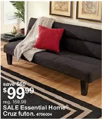 best futon deals black friday essential home cruz futon roselawnlutheran