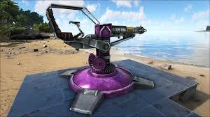 Ark Blueprint List Rocket Turret Official Ark Survival Evolved Wiki