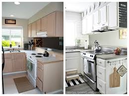 kitchen makeover ideas for small kitchen small kitchen remodel with a modern farmhouse style modern