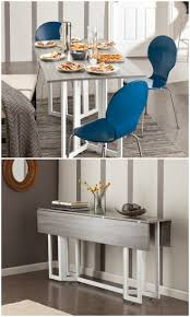 narrow kitchen tables for small spaces kitchen tables for small