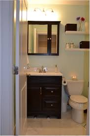 bathroom corner bathroom cabinets with mirror alluring wooden