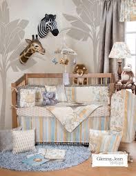 Elephant Nursery Bedding Sets by Glenna Jean Boutique Elephant Walk 4 Piece Baby Crib Bedding Set