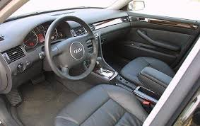 Audi A6 1999 Interior Used 2004 Audi A6 Wagon Pricing For Sale Edmunds