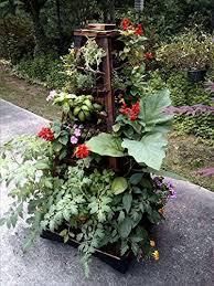 ship from usa garden planter vertical wall garden wooden earth