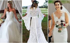 Celebrity Wedding Dresses Here Comes The Bride Celebrity Wedding Dresses