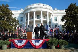 Home Decor France by Inside The French State Visit Whitehouse Gov