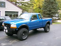ford ranger lifted cguy18 1999 ford ranger regular cab specs photos modification