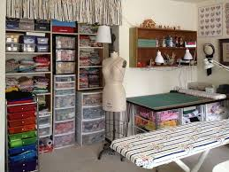 organizing sewing room ideas