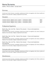 Classic Resume Examples Hd Wallpapers Classic Resume Samples Aemobilewallpapersh Gq