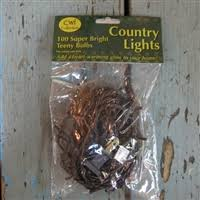 brown cord mini lights specialty decorative regular silicone light strings