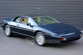sold lotus esprit coupe auctions lot 3 shannons