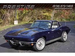 1964 stingray corvette convertible 1964 chevrolet corvette for sale on classiccars com 54 available