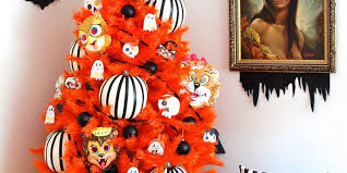 halloween christmas trees why are halloween christmas trees a thing