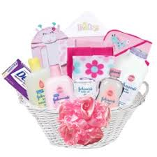 baby shower basket baby shower basket girl