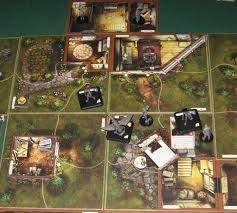Ex Machina Mansion by Mansions Of Madness Blood Ties Part 3 Space Biff
