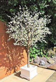 wedding trees artificial cherry blossom trees ivory blossom trees wedding
