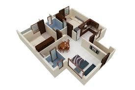 Simple 3 Bedroom House Plans Triple Bedroom House Plans