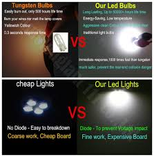 dashboard led light bulbs 6 colors t10 194 led 12v light dashboard instrument gauge light bulb