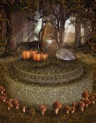 scary halloween backdrops halloween backdrop