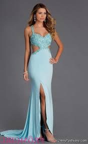 light blue open back prom dresses 2016 2017 b2b fashion