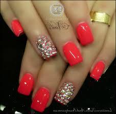 pink acrylic nail designs beauty nail ideas nails funny