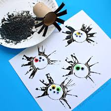 Halloween Crafts For Young Children - best 25 spider crafts ideas on pinterest kids halloween crafts