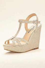 wedding shoes low wedges discount shoes heels on sale david s bridal
